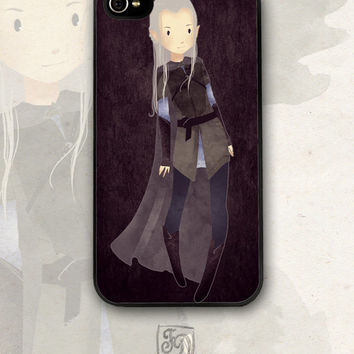 iPhone, iPod, iPad, Samsung Galaxy, Nexus casecute Legolas / The Lord of the Rings