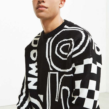 UO Downtown '50s Sweater   Urban Outfitters