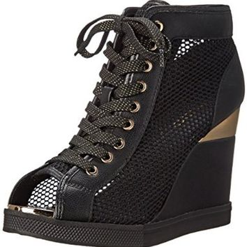 Aldo Women's Conso Wedge Fashion Sneaker