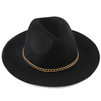 Cuban Fedora (black)