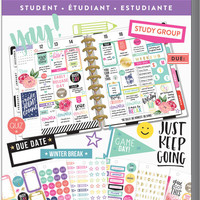 Create 365® The Happy Planner® Student Edition Sticker Sheets, Fri Yay