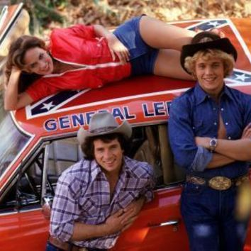 Dukes Of Hazzard Poster Standup 4inx6in