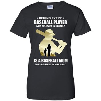 Behind Every Baseball Player Is A Mom That Believes