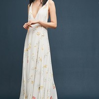 Josephine Wrapped Maxi Dress