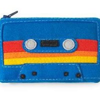 CASSETTE POUCH | Mix-Tape, Clutch, 80s, Purse, Wallet | UncommonGoods