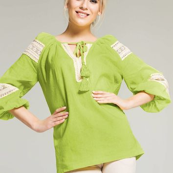 "Lady's blouse ""Lime"""
