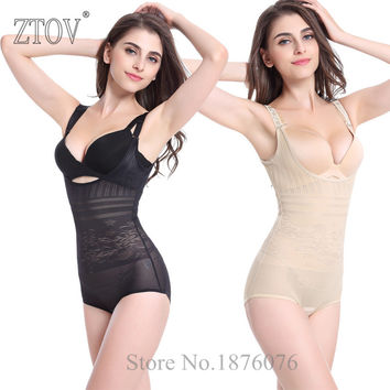 ZTOV postpartum Siamese corset maternity women Waist Trainer Corset Shapewear for Pregnant women Seamless Slimming Underwear