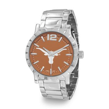 University of Texas Officially Licensed Men's Watch
