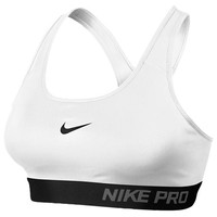 Nike Pro Padded Bra - Women's at Foot Locker