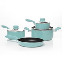 Simplemente Delicioso Casa Balboa 7-Piece Cookware Set & Reviews | Wayfair