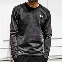 Under Armour Fashion Men Long Sleeve Sweater Shirt