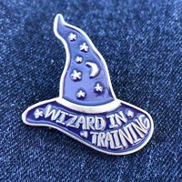 Wizarding World Magic Enamel Pin