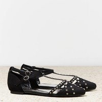 AEO Women's Strappy Studded Flat
