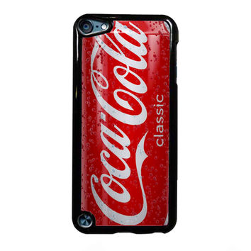 Coca Cola Drink Classic FOR IPOD TOUCH 5 CASE *NP*
