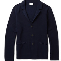 Faconnable - Knitted-Cotton Jacket | MR PORTER