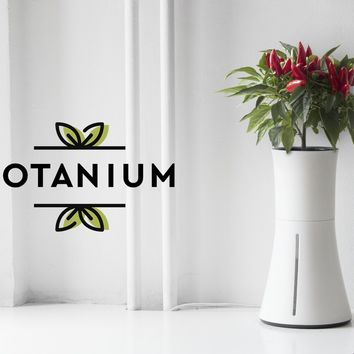 Botanium - Grow Edible Greens. Fast and Effortlessly.