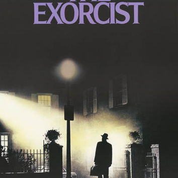 The Exorcist Movie Poster 22x34