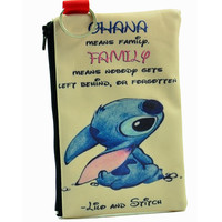 Disney's Lilo & Stitch Zipper Pouch
