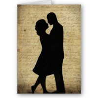 Loving couple cards from Zazzle.com