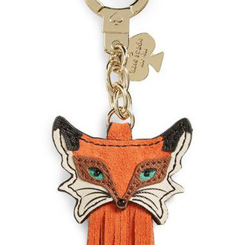 kate spade new york fox key chain | Nordstrom