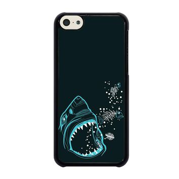 MINIMALIST JAWS iPhone 5C Case