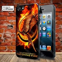 The Hunger Games Catching Fire Case For iPhone 5, 5S, 5C, 4, 4S and Samsung Galaxy S3, S4
