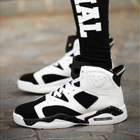 Autumn and Winter Basketball Shoes Outdoor Hip Hop Shoes