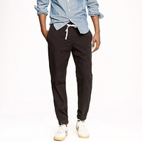 J.Crew Mens Sideline Pant In Garment-Dyed Cotton