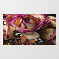 Morning Roses Rug by Store2u