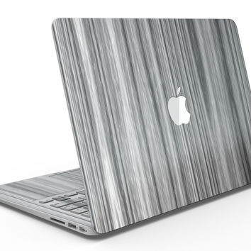 Textured Gray Dyed Surface - MacBook Air Skin Kit