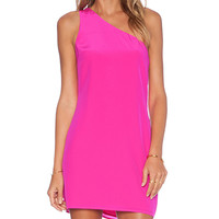 NBD x Naven Twins Lure Dress in Pink