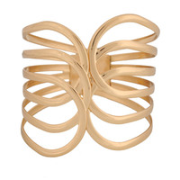 Looped Hinge Cuff