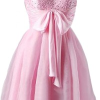 Emma Y Charming Sweetheart Party Gowns for Juniors Mini Dress