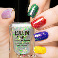 Fun Lacquer Magnificent (H) Nail Polish (LE 2nd Anniversary Collection)