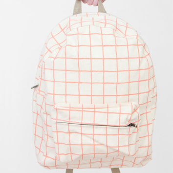 Dusen Dusen Grid Backpack « Pour Porter