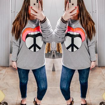 Funky & Fierce Sweater