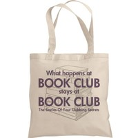 What happens at book club stays at book club: Global
