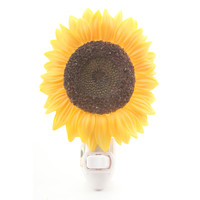 Sunflower Night Light, Ibis & Orchid Nightlights, NIB, 50016
