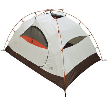 ALPS Mountaineering Morada 4 Tent: 4-Person 3-Season Dark Clay/Rust, One