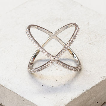 X Ring - Silver