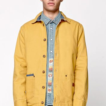 Altamont Salman Shirt Jacket - Mens Jacket - Gold