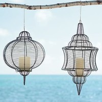 Wire Lanterns | west elm