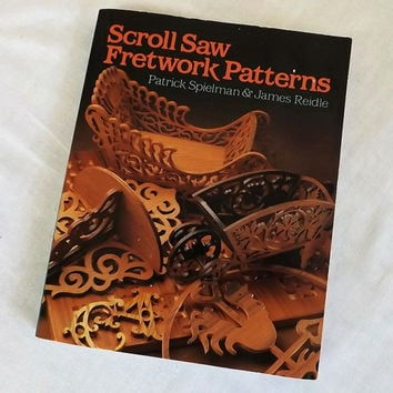 Scroll Saw Fretwork Patterns book