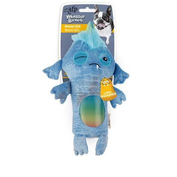 All For Paws Dog Blue Monster Stick Squeaky Toy