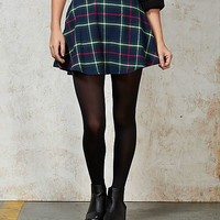 Hearts and Bows Lincoln Tartan Skirt | ARK
