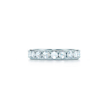 Tiffany & Co. - Tiffany Metro:Diamond Ring