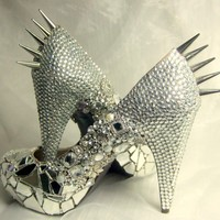 Cinderella gone badSwarovski crystals by everlastinglifashion