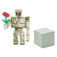 Minecraft Series #2 Iron Golem Action Figure
