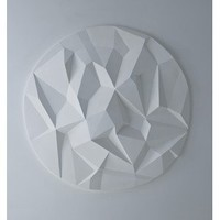 Solomon and Wu Cubist Ceiling Rose - Wall Cladding - Modenus Catalog
