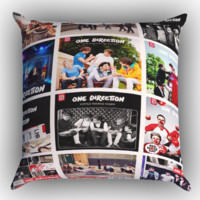 1d Midnight Memories best song ever Y1563 Zippered Pillows  Covers 16x16, 18x18, 20x20 Inches